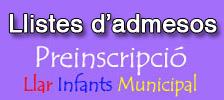 Banner admesos