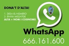 Servei Whatsapp