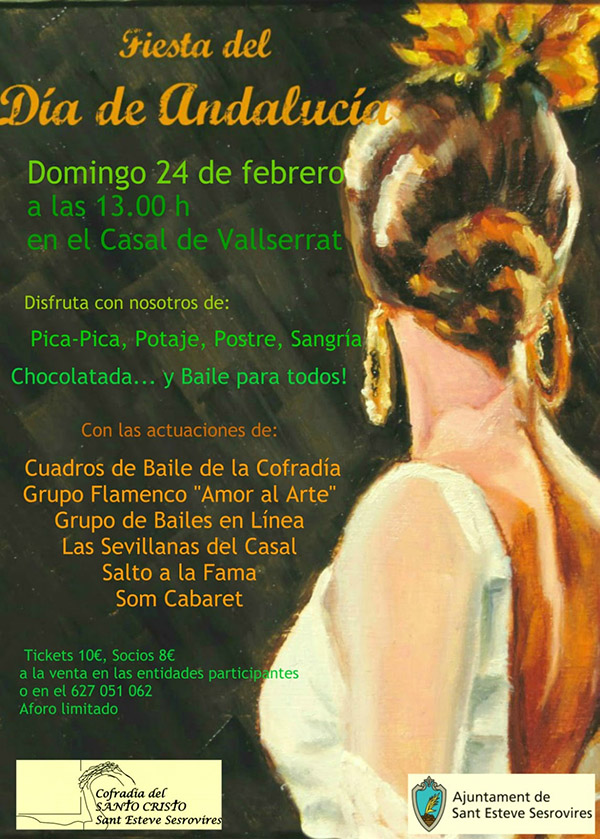 Cartell Dia d'Andalusia