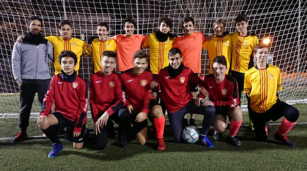 FC Sant Esteve - cadet B