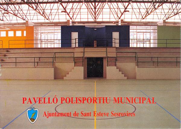 Pavelló Poliesportiu