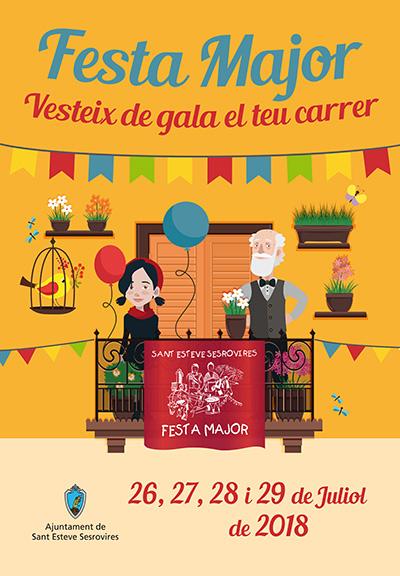 Programa Festa Major 2018