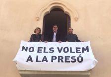 El Govern municipal rebutja els empresonaments
