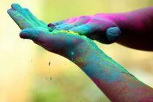 Concurs Fotogràfic sobre la Festa de l'Holi