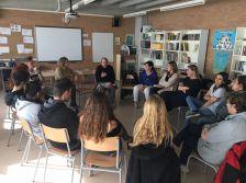 Presentació del projecte Vincles
