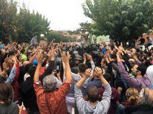 Intervenció policial a l'escola La Roureda l'1-O