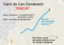Camí Can Domènech