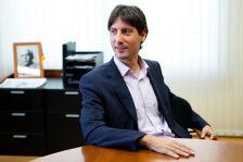 Jordi Solé  (foto del web alcaldes.eu)